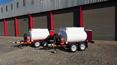 Fuel bowsers / trailers